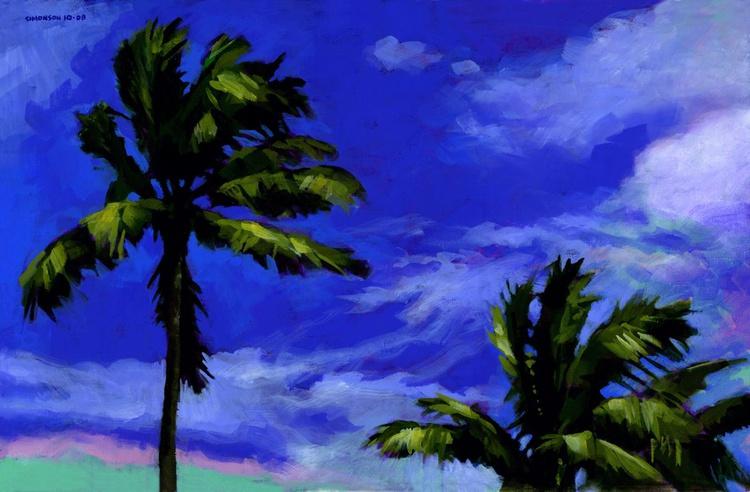 Coconut Palms 4 - Image 0
