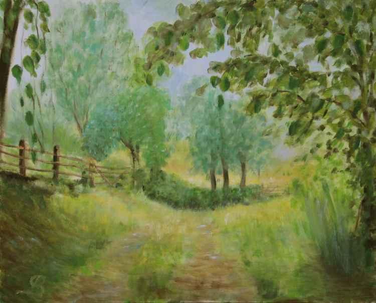 Izvoranu landscape -