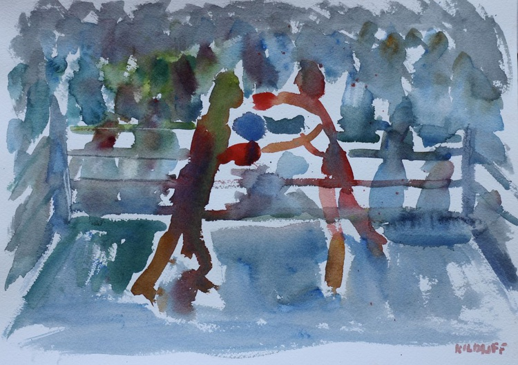 Olympic Boxing #1 - Image 0