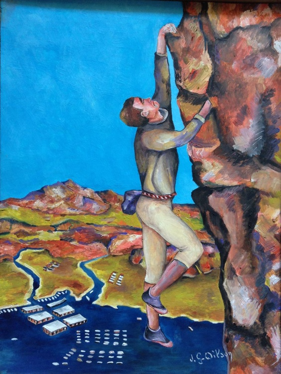 Free climbing - Image 0
