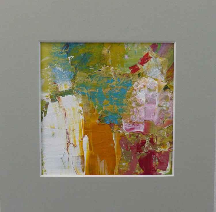 Abstract Garden no.4 -