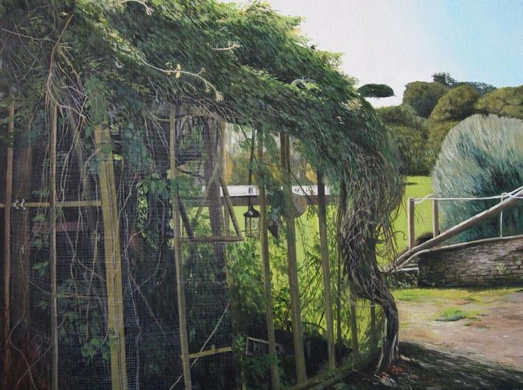 Greenhouse at Quarr - Image 0