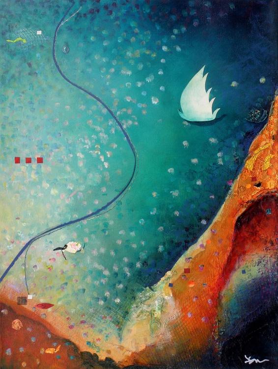 Sailing the Blue - Image 0