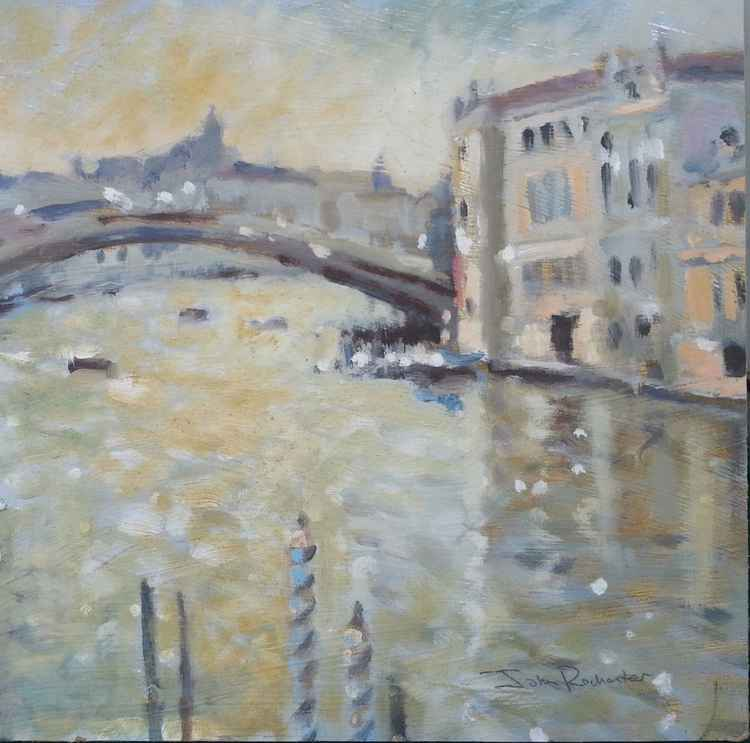 Venice, Accademia Bridge