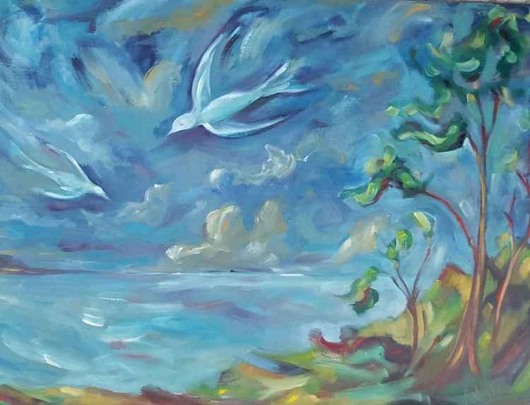 The Love Birds -