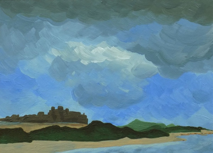 From Beadnell to Bamburgh - Image 0