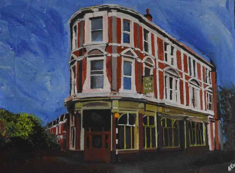 White Horse Pub, Hampstead -