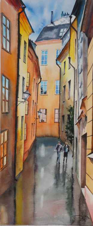 Wet Stokholm -