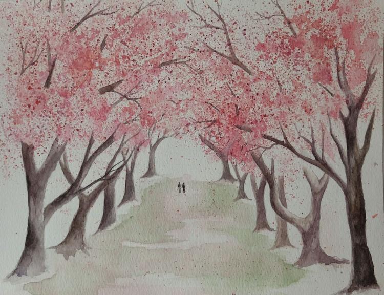 Cherry Blossom Avenue - Image 0