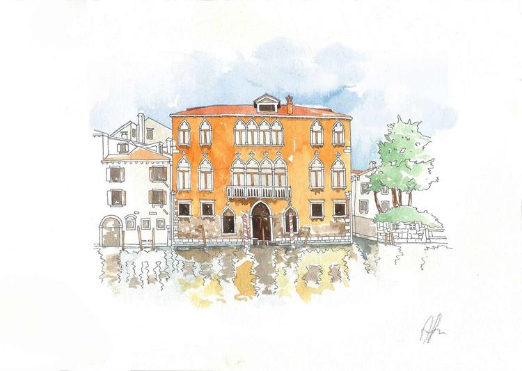 Foscarini Giovanelli Palace - Image 0