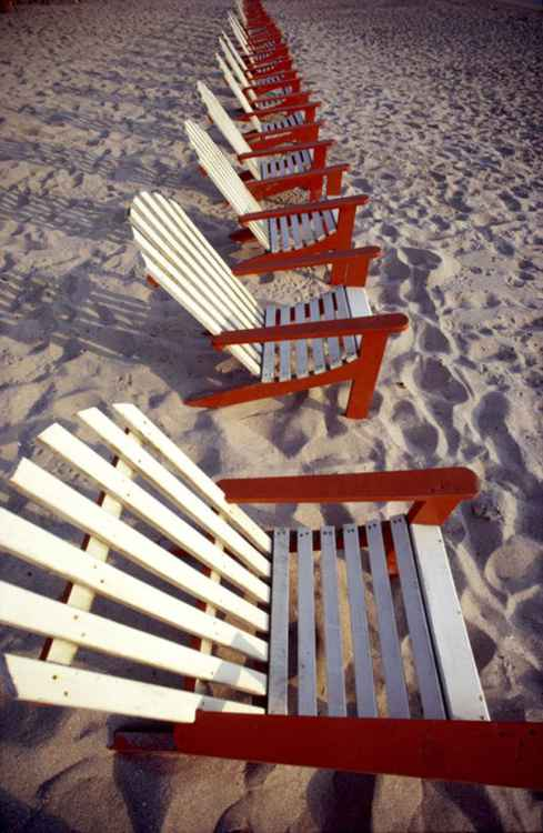 Beach Chairs -