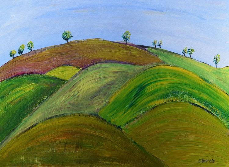 Landscape of countryside - Image 0