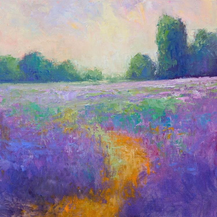 Lavender Path - Image 0