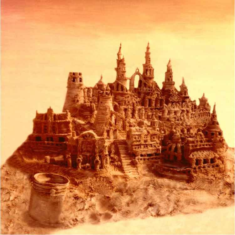 Sand Castle -