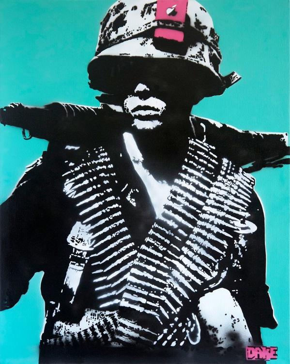 A VIETNAM WAR SOLDIER - Image 0
