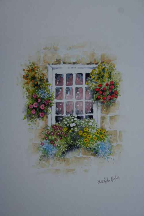 Cotswold Hanging Baskets -