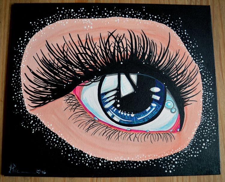 Blue Eye Study - Image 0