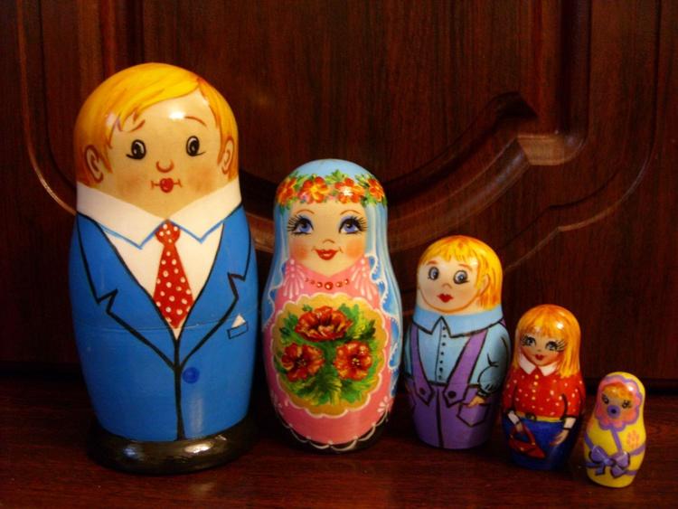 matrioshka ,, family,, - Image 0