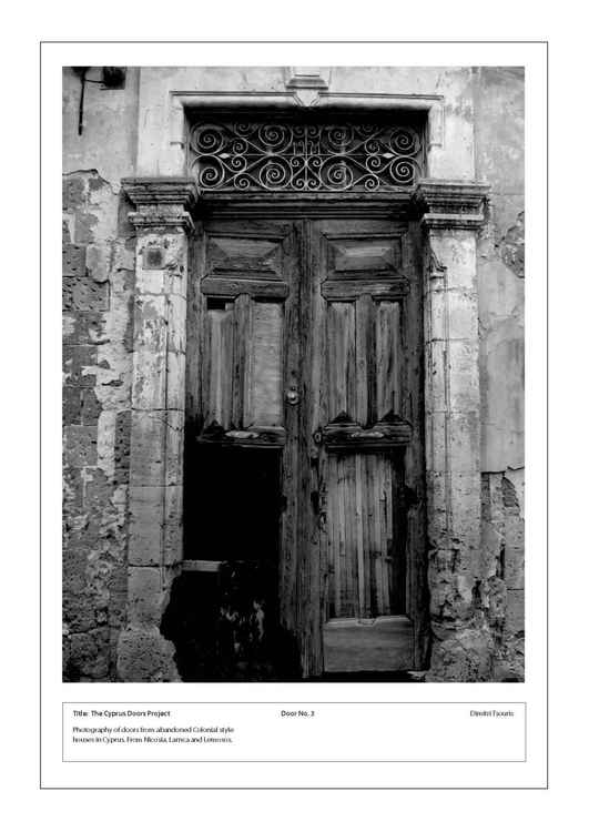 Cyprus Doors No. 3