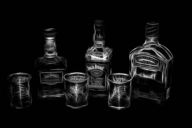 Jack's Family - Framed - Image 0