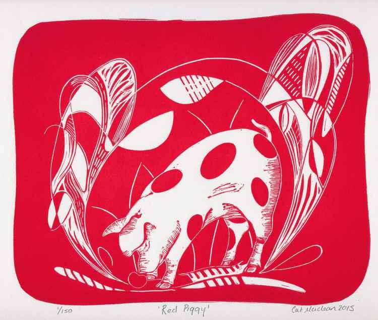 Red Piggy -