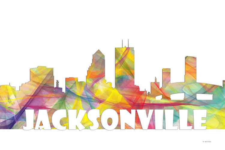 Jacksonville Skyline MCLR2