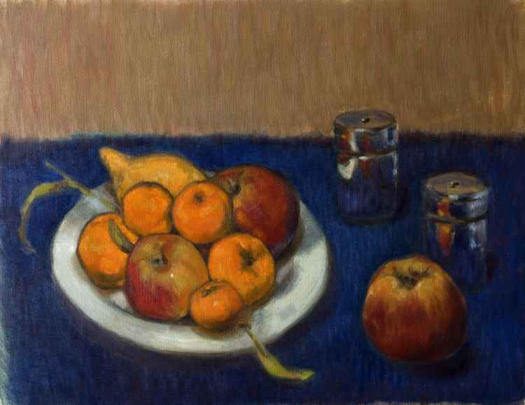 oranges and apples -