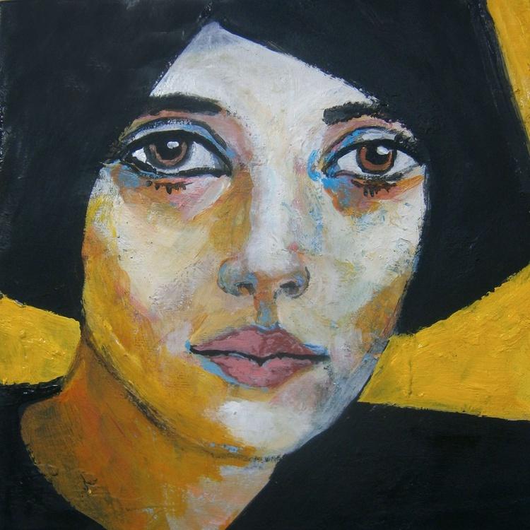 Portrait study # 2202-16 - Image 0