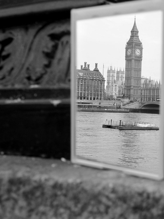 FRAME IT!!!! No; 2 BIG BEN (Limited edition  1/50) A3 - Image 0