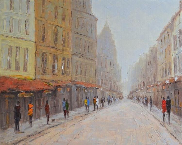 Oldtown Streets - Image 0
