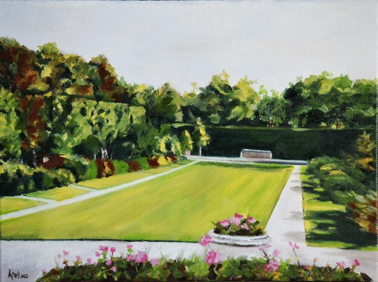 Artist garden - Image 0