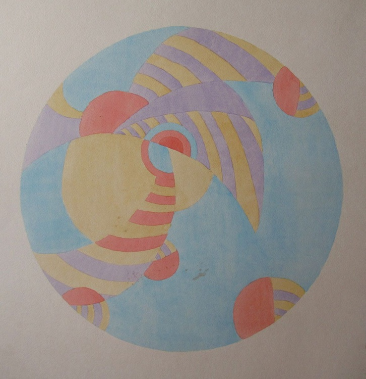 The round abstraction - Image 0