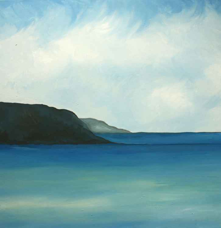 View from The Red Barn - Woolacombe -