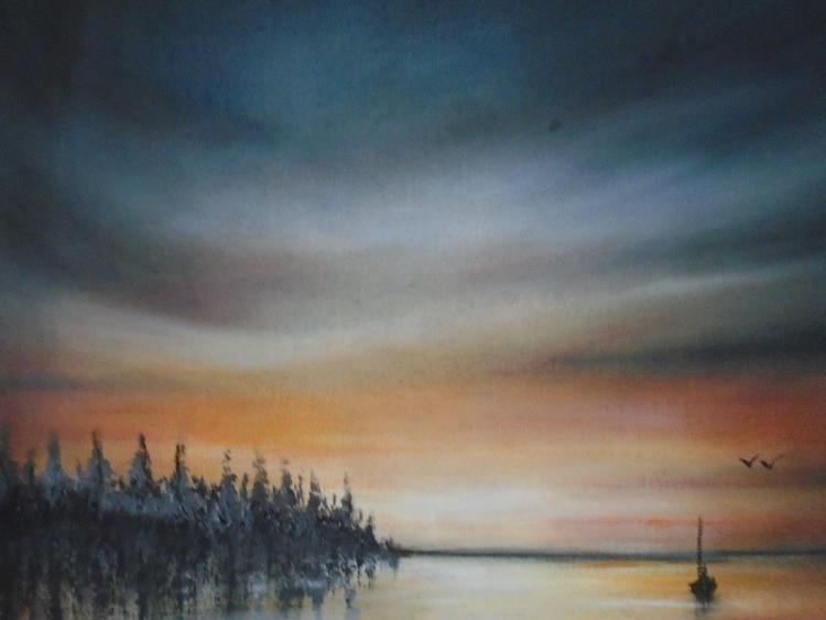 sunset peace - Image 0