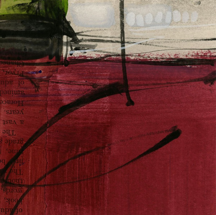 Abstraction 16 - 42 - Abstract Mixed Media Painting - Image 0