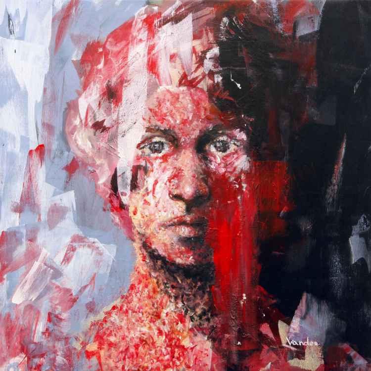 Untitled, 50 x 50 cm -