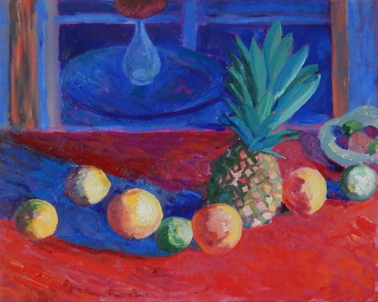 Still Life with Pineapple - Image 0