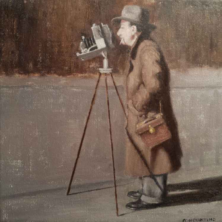 Moments back in time - Street Photographer