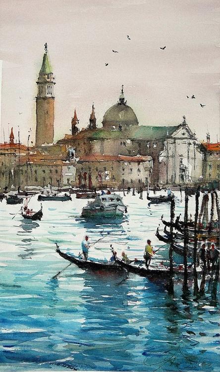 Venice From La Giudecca - Image 0