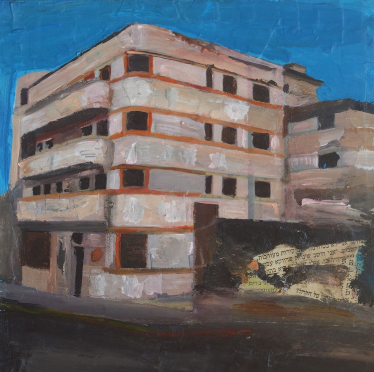 Tel Aviv, Bauhaus in the Morning - Image 0