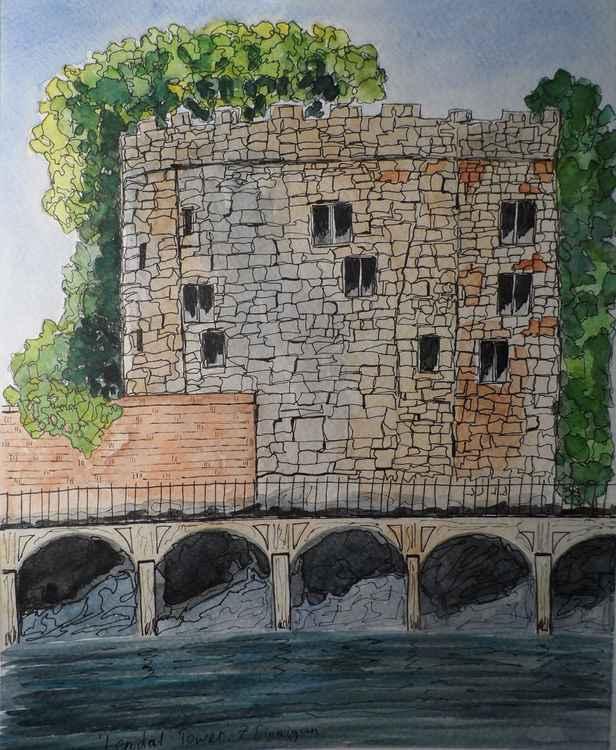 Lendal Tower in York