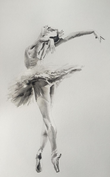 The Dying Swan - Image 0