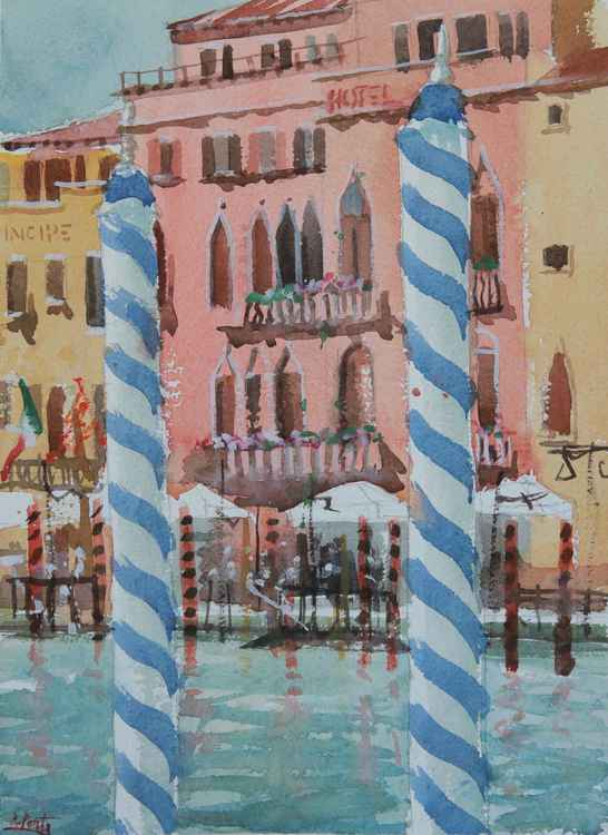 Venezia, Watercolour