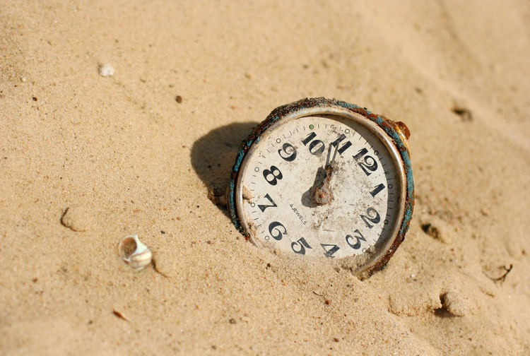 Sand and Time - Image 0