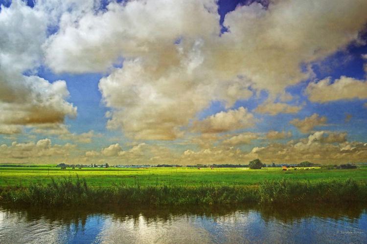 Dutch Light - Canvas 75 x 50 cm - Image 0