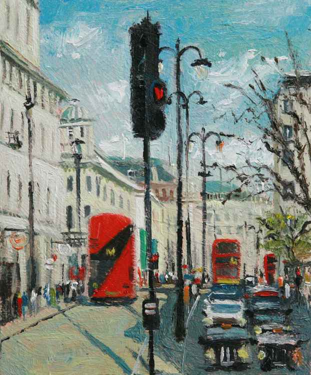 The Strand (Charing Cross Road London) -