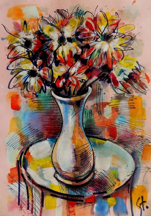 Flowers-XVII - Image 0