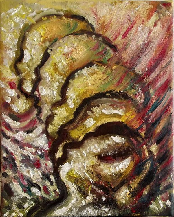 Illusionistic figure - Face combination #7 - THE  RISING - Image 0