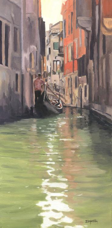 Venice Canal Scene 1 - Image 0