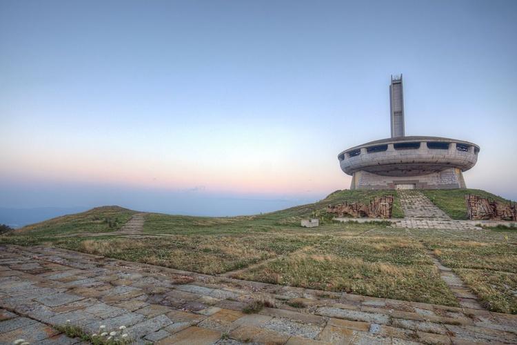 Sunrise at Buzludzha - Image 0